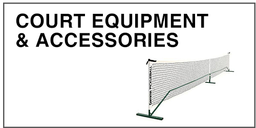 Pickleball Court Equipment and Pickleball Accessories
