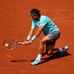 Rafael Nadal on Day 7 of the 2014 French Open (May 30, 2014 - Source: Matthias Hangst/Getty Images Europe)