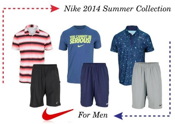 Summer Looks for Men from Nike