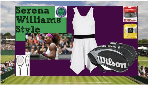 Serena Williams Wimbledon Fashion