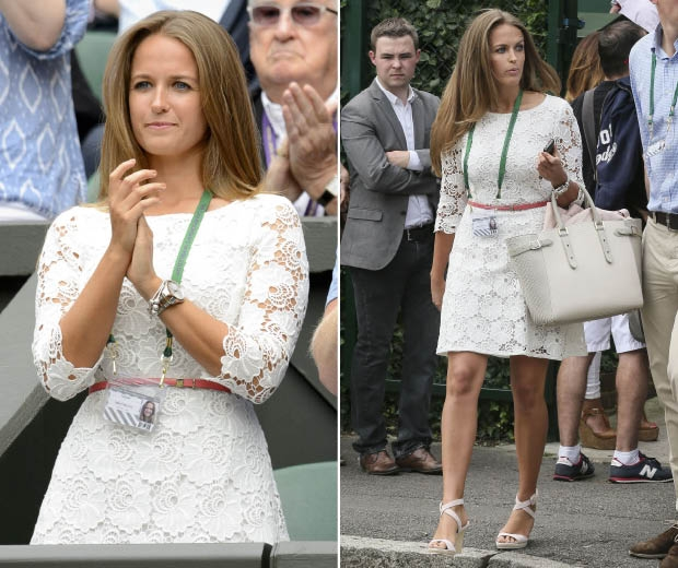 Kim Sears: The Talk of Wimbledon Town