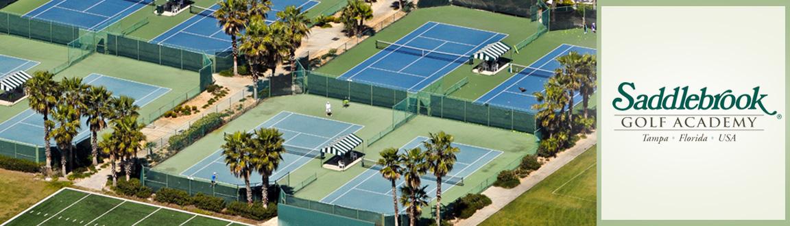 Exclusive Tennis Getaway: Saddlebrook Resort and Spa