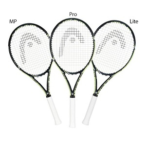 Check Out the New HEAD Graphene Extreme Racquets