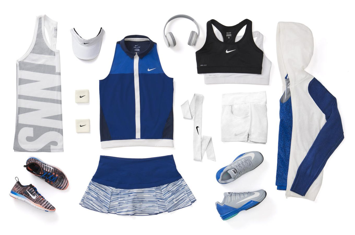 Stand Out in Nike's New Fall Line for Women!