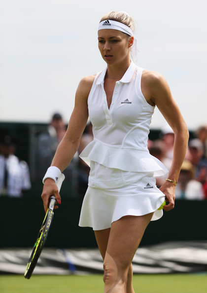 adidas By Stella McCartney Collection Shines at 2014 Wimbledon