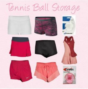 The Women's Guide to Tennis Underwear