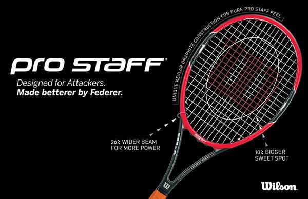 2014 Wilson Pro Staff RF 97 Racquet Review