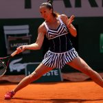 Jelena Jankovic on Day 7 at the 2014 French Open (May 30, 2014 - Source: Clive Brunskill/Getty Images Europe)