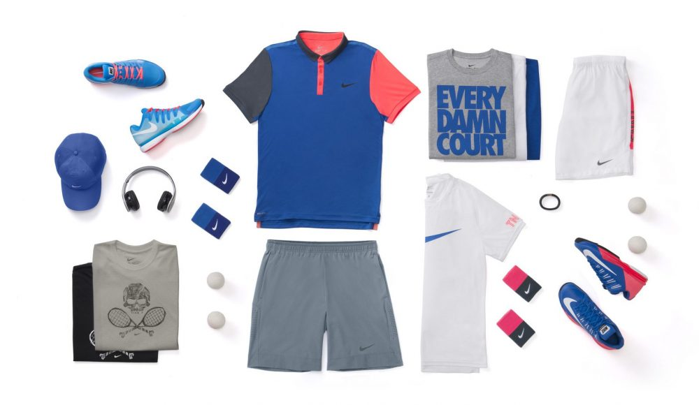 Nike Mens 2014 US Open Team Apparel
