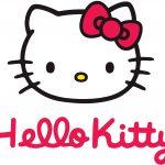 Large Hello Kitty Logo