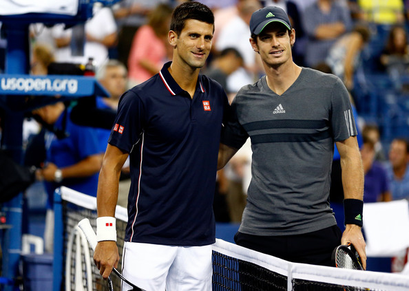Andy Murray Takes On NYC 2014
