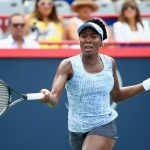 Venus Williams at the 2014 Roger Cup in Montreal (Aug. 4, 2014 - Source: Streeter Lecka/Getty Images North America)