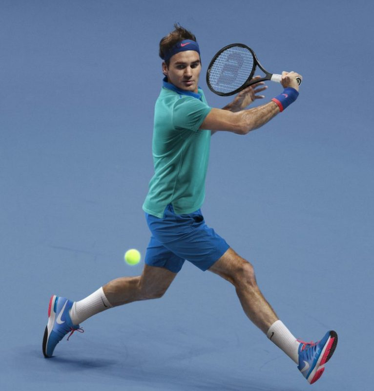 Roger Federer Nike 2014 US Open Apparel