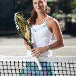 Martina Hingis in Tonic Active Advertisement