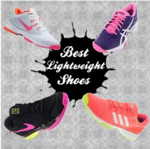 Best Lightweight Women's Tennis Shoes