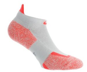 Nike Elite No Show Tab Running Sock 2015 Pink