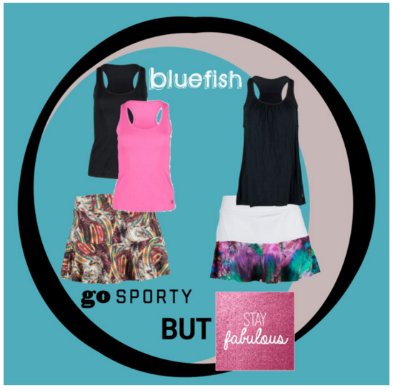 Bluefish Sport Women's Summer 2016 Clothing: Fashion-Forward and Flattering!