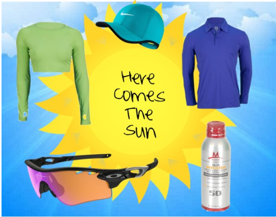 Best UV Products for Tennis Players: Here Comes the Sun!