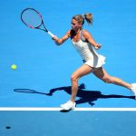 Camila Giorgi on Day 1 at the 2016 Australian Open (Jan. 17, 2016 - Source: Quinn Rooney/Getty Images AsiaPac)