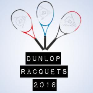 Dunlop Racquets 2016