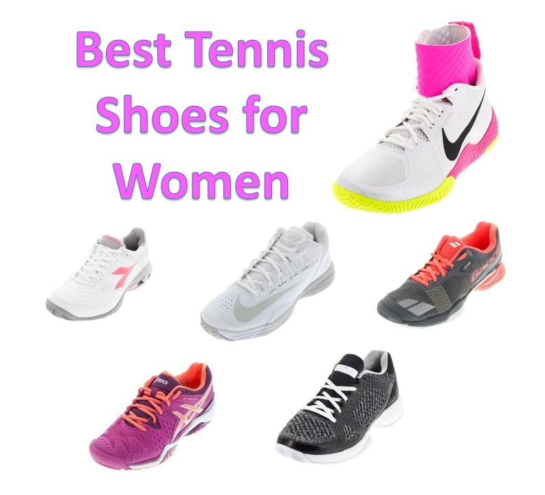 Best Women's Tennis Shoes Blog