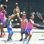 Kids Playing Tennis (Source: NJTL and USTA.com)
