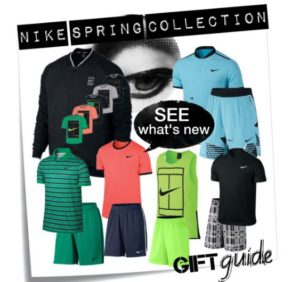 New Nike Tennis Clothing For Men