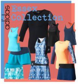 Adidas Essex Tennis Clothes for Women