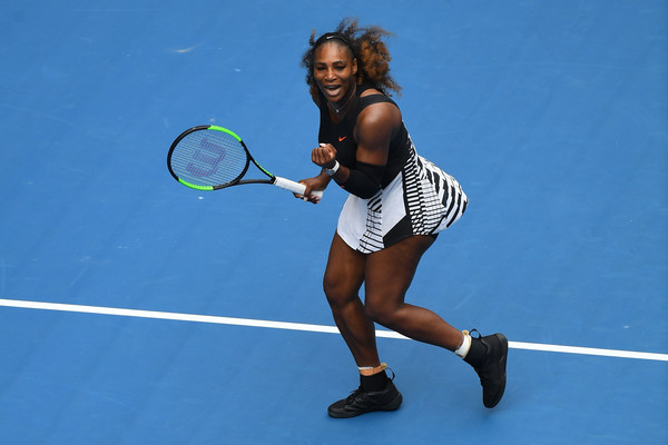 Serena's Aussie Tennis Accessories: Nike and More!