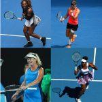 Women of the 2017 Australian Open Singles Semifinals