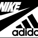 Nike vs Adidas Brand Logos