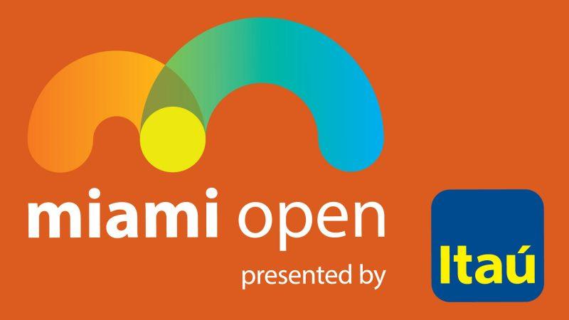 2017 Miami Open Tennis Tournament Logo