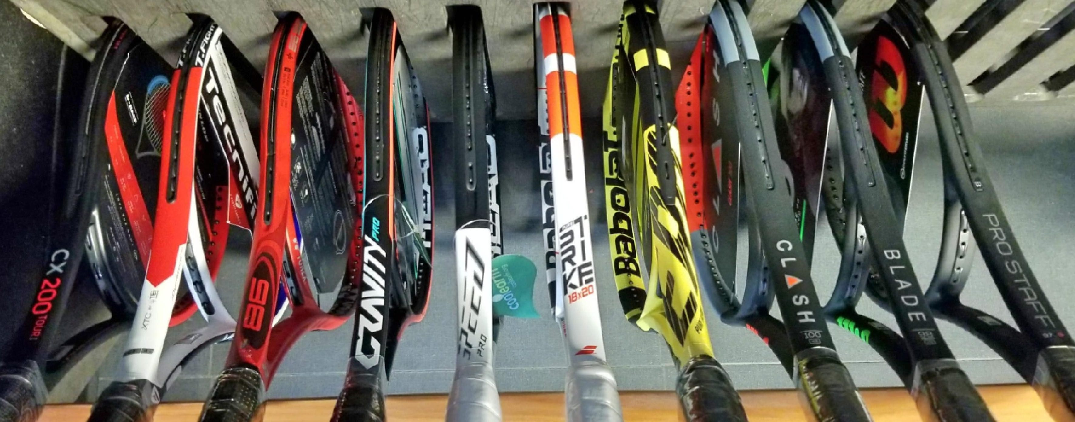 10 Racquets to Improve Your Game Blog Thmbnail