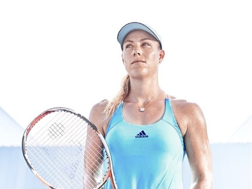 Angie Kerber 2017 Australian Open Collection Promo