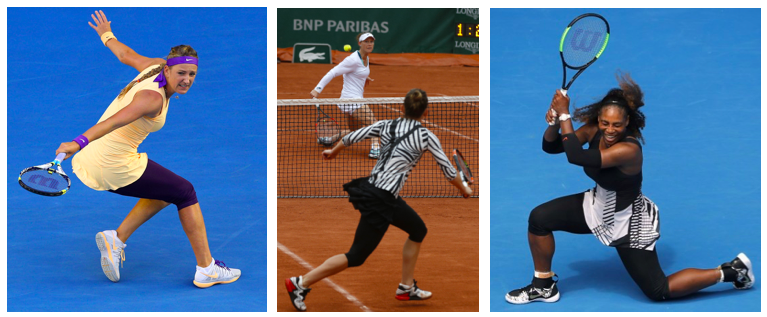 WTA Legging Takeover!! Top 7 Tennis Leggings for the Practice Court!