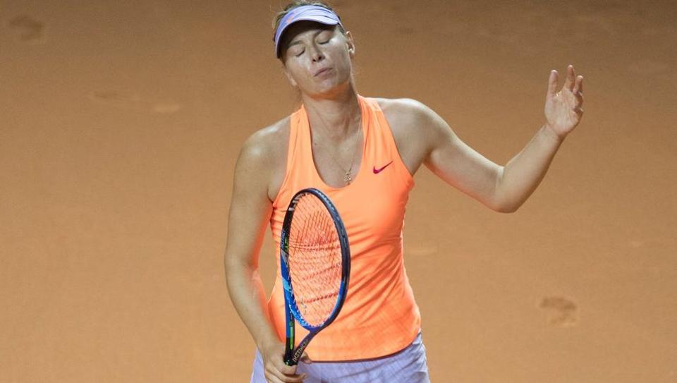 Maria Sharapova Denied French Open Wild Card