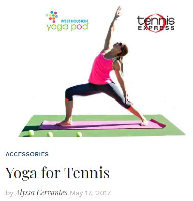 Yoga for Tennis Blog