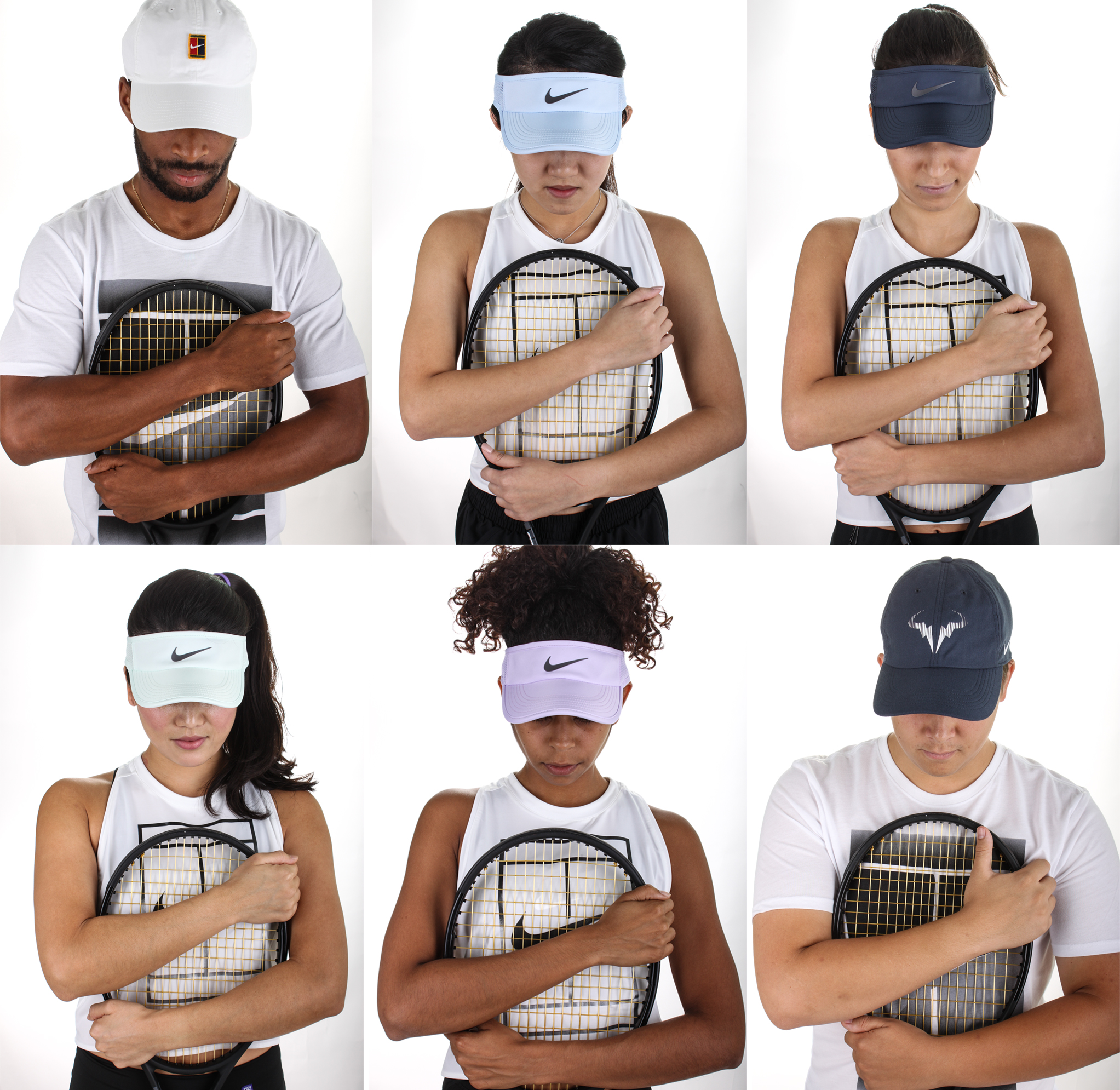 NEW ARRIVALS: Dad caps & Aerobill visors for NIKE Holiday 2017