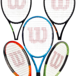 Wilson Special Edition Tennis Racquets