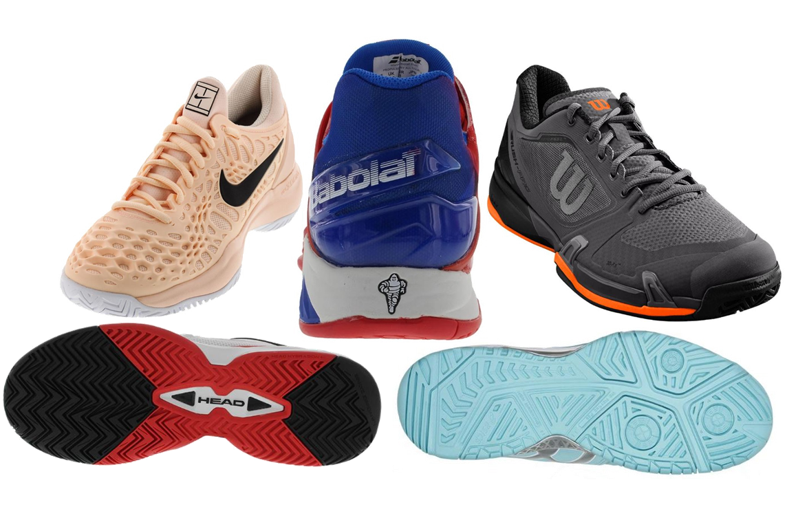 Top Tennis Shoes Featuring a 6-Month Outsole Warranty
