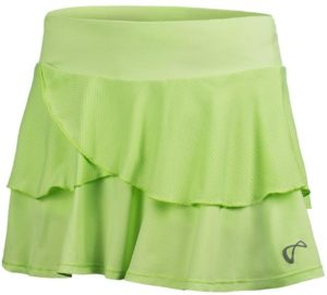 Athletic DNA Women's Tennis Skort Paradise Green