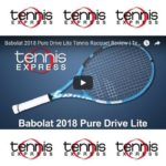 Babolat 2018 Pure Drive Lite Tennis Racquet Review