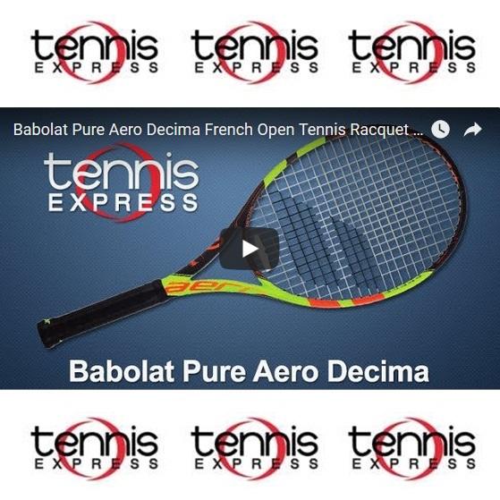 Babolat Pure Aero Decima