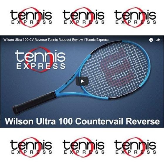 Wilson Ultra 100 Reverse Racquet Review