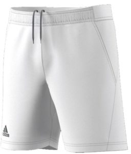 adidas Men's Climachill Tennis Short White