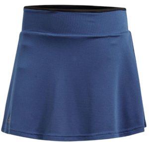 adidas Women's Climachill Tennis Skort Noble Indigo