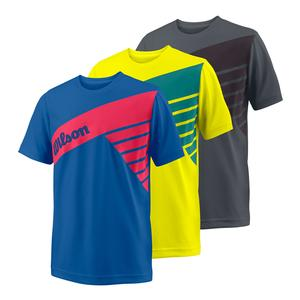 Wilson Boys Slant Tech Tennis Tee