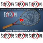 Dunlop CX 2.0 Tour Racquet Review