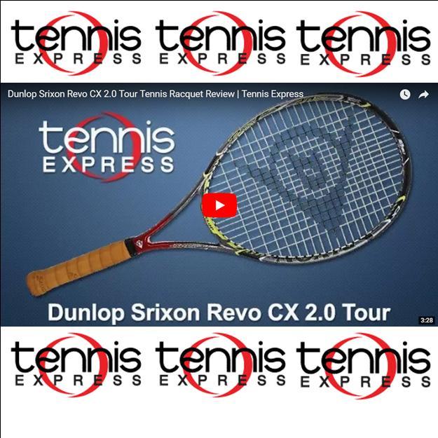 Dunlop CX 2.0 Tour Racquet Review