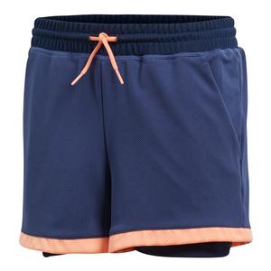 Girls Club Tennis Short
